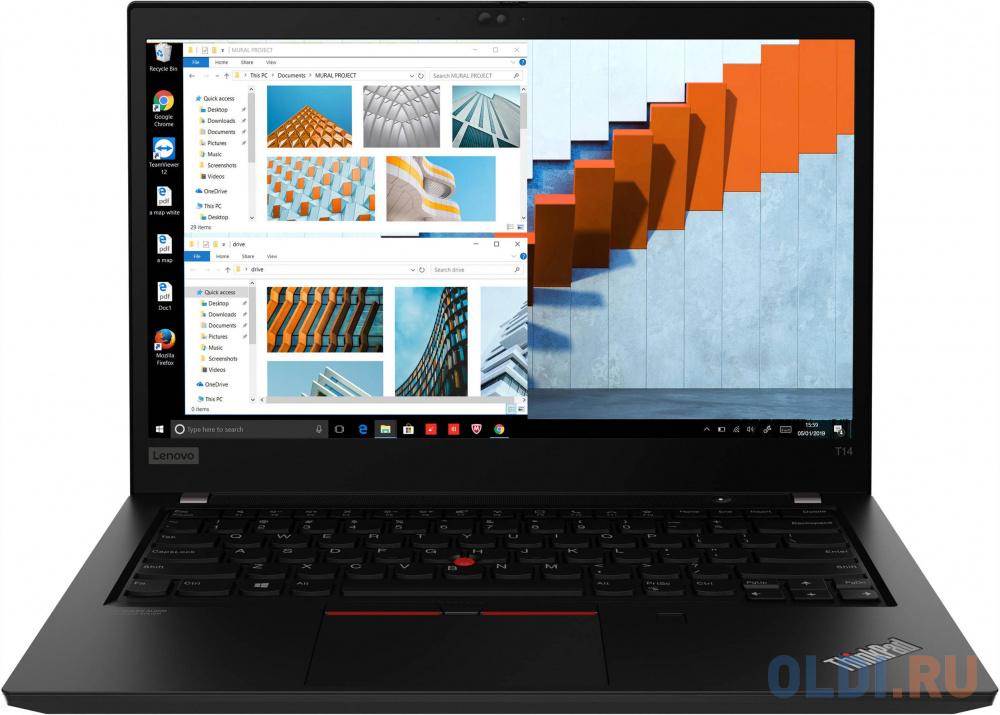 Ультрабук Lenovo ThinkPad T14 G1 T