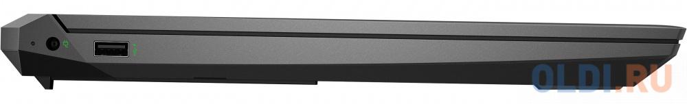 "Ноутбук HP Pavilion Gaming 15-ec1063ur 15.6"" 1920x1080 AMD Ryzen 7-4800H 512 Gb 8Gb Bluetooth 5.0 nVidia GeForce GTX 1660 Ti 6144 Мб черный DOS 22N74EA"