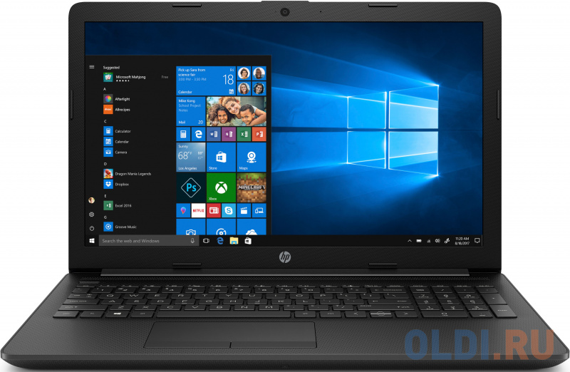 Ноутбук HP 15-da3021ur 249Y3EA ноутбук hp 15 bw069ur 2bt85ea