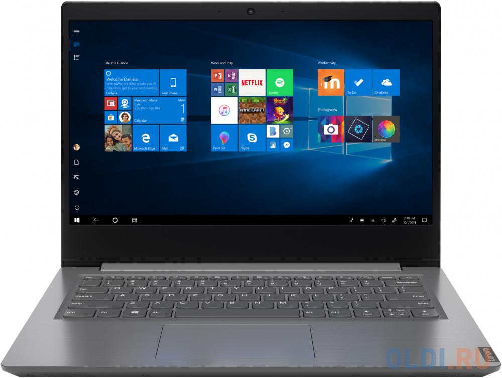 Фото - Ультрабук Lenovo V14-IIL 14 1920x1080 Intel Core i5-1035G1 256 Gb 8Gb Intel UHD Graphics серый Windows 10 Professional 82C400S6RU ультрабук lenovo v14 iil 14 1920x1080 intel core i3 1005g1 256 gb 4gb intel uhd graphics серый windows 10 professional 82c400sfru