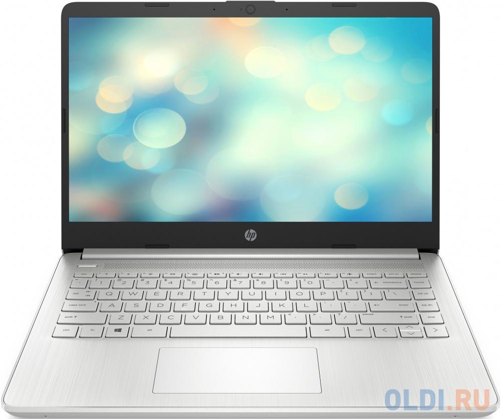 """Ноутбук HP 14s-fq0035ur AMD Ryzen 3 4300U/8GB/512GB SSD/noODD/14"""" IPS FHD/VGA int/DOS/silver"""