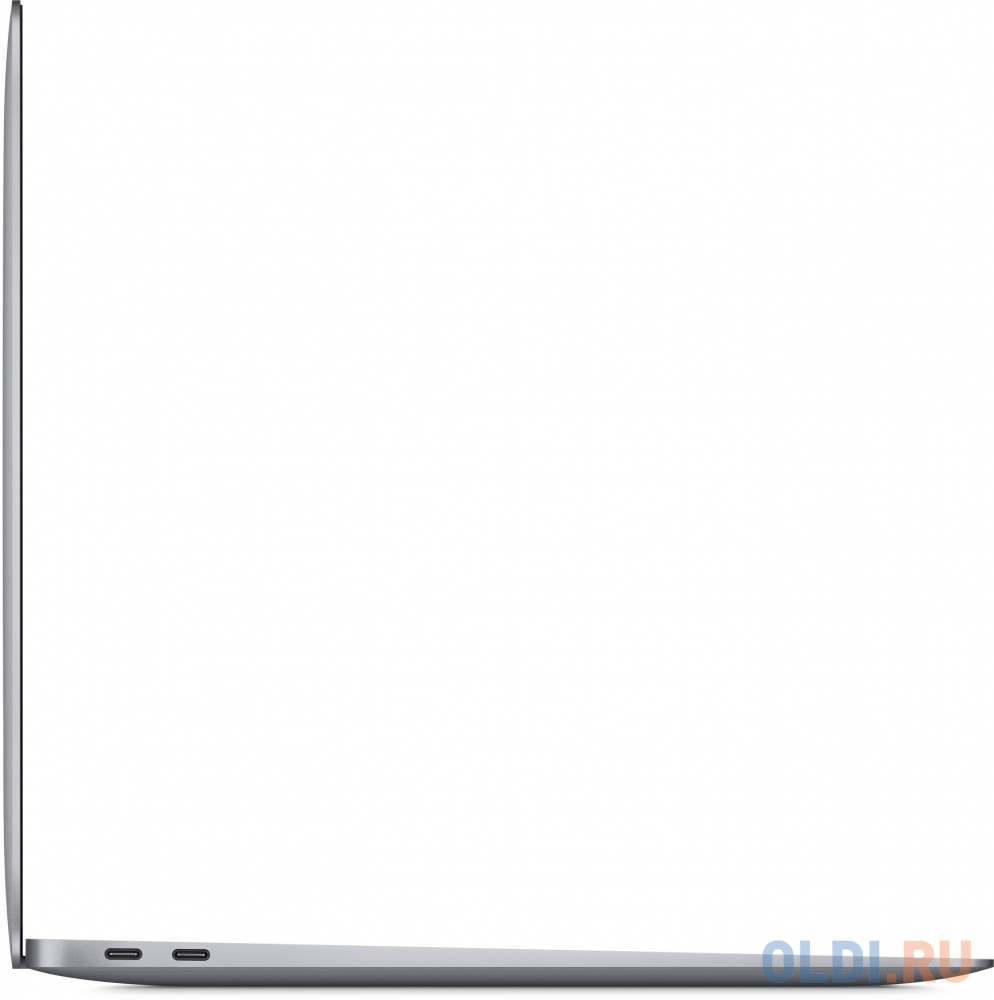 "Ноутбук Apple MacBook Air 13.3"" 2560x1600 Intel Core i7-1060NG7 512 Gb 16Gb WiFi (802.11 b/g/n/ac/ax) Bluetooth 5.0 Intel Iris Plus Graphics серый macOS Z0X8000GP"