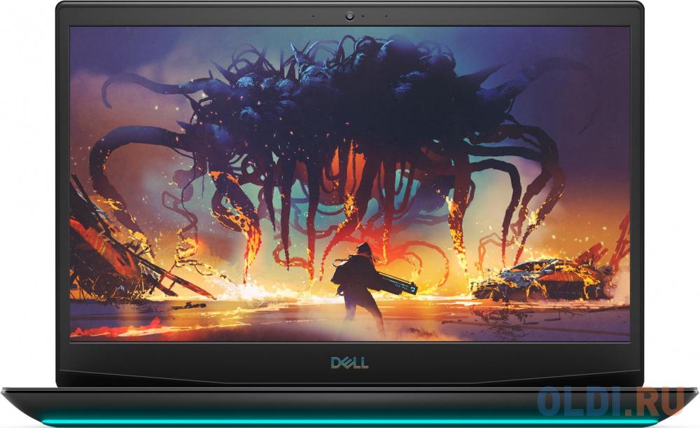 Ноутбук DELL G5 15 5500 15.6 1920x1080 Intel Core i5-10300H 512 Gb 8Gb WiFi (802.11 b/g/n/ac/ax) Bluetooth 5.0 nVidia GeForce GTX 1660 Ti 6144 Мб черный Windows 10 Home G515-7748