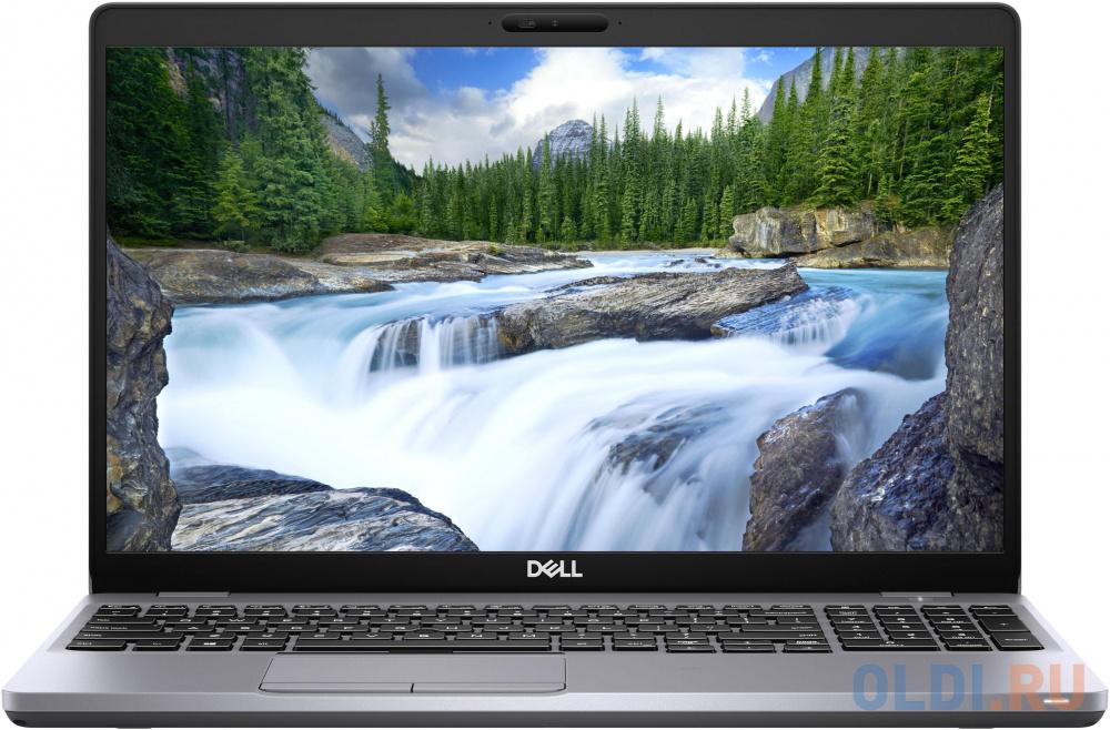 "Ноутбук DELL Latitude 5511 15.6"" 1920x1080 Intel Core i5-10400H 256 Gb 8Gb WiFi (802.11 b/g/n/ac/ax) Bluetooth 5.0 Intel UHD Graphics серый Linux 5511-9050"