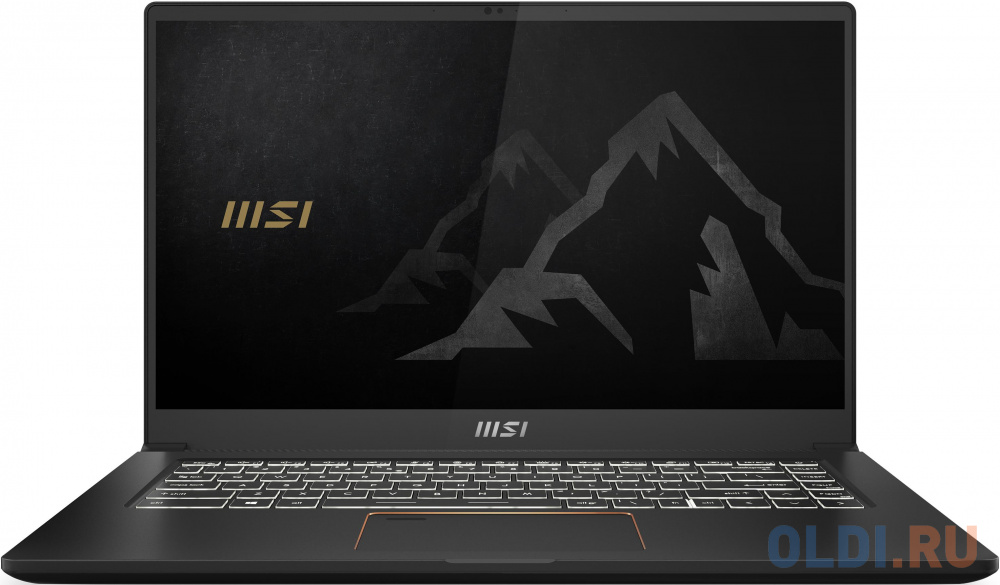 Ноутбук MSI Summit E15 A11SCST-067RU 9S7-16S623-067 ноутбук msi stealth 15m a11sdk 032ru 9s7 156211 032