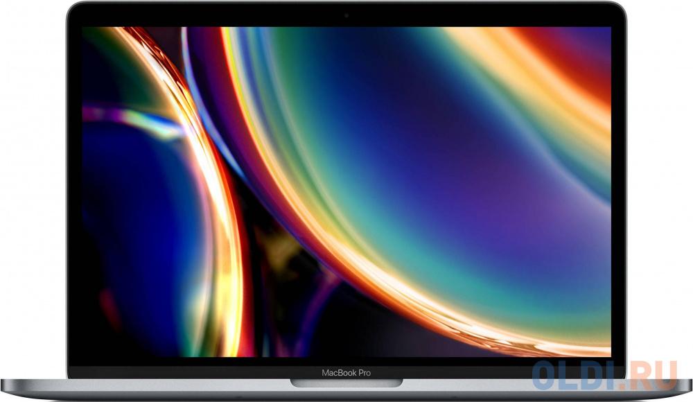 """Ноутбук 13.3"""" WQXGA Retina Apple MacBook Pro grey (Core i5 2GHz/16Gb/512Gb SSD/VGA int/MacOs) (MWP42RU/A)"""