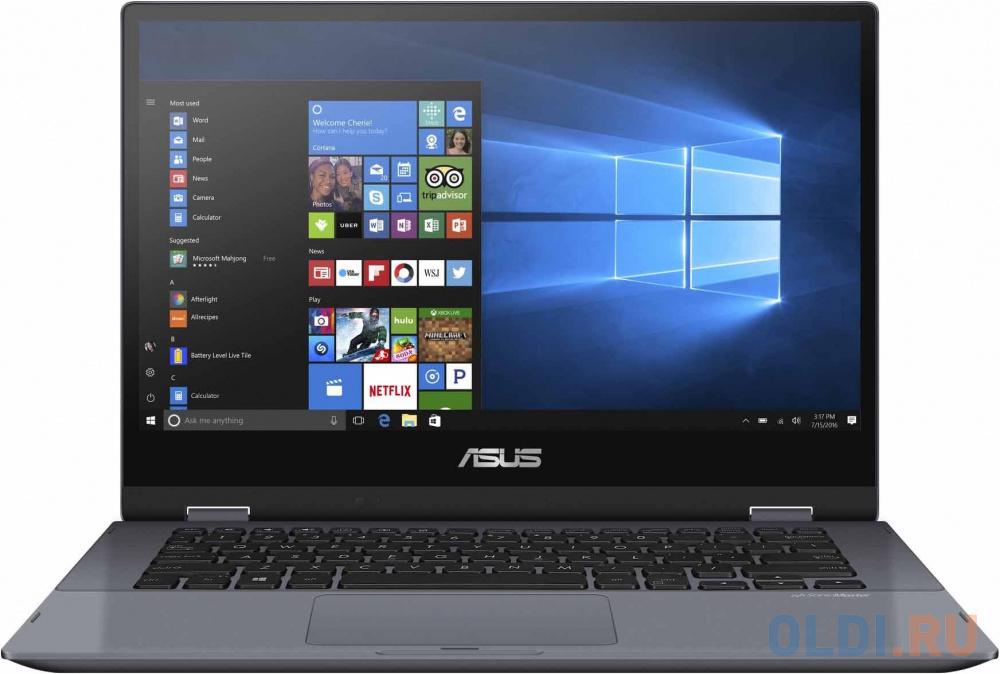 Ноутбук ASUS VivoBook Flip 14 TP412FA 90NB0N31-M02610