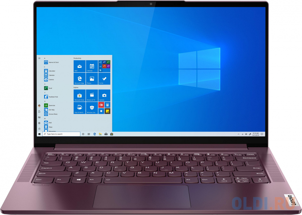 Ноутбук Lenovo Yoga Slim7 14ITL05(82A3004RRU)