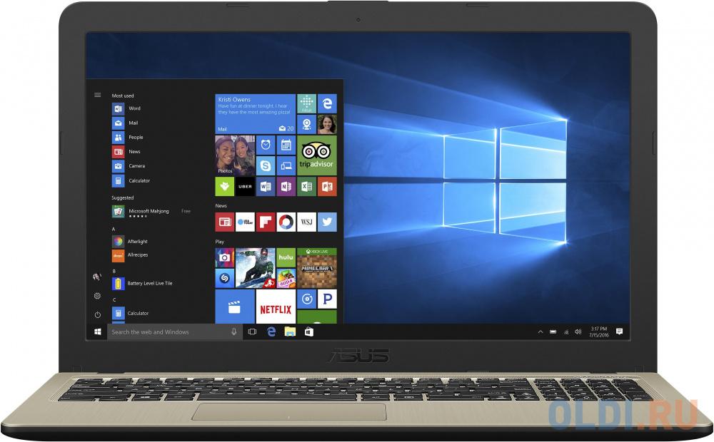 Ноутбук ASUS VivoBook A540BA-DM492 90NB0IY1-M06580