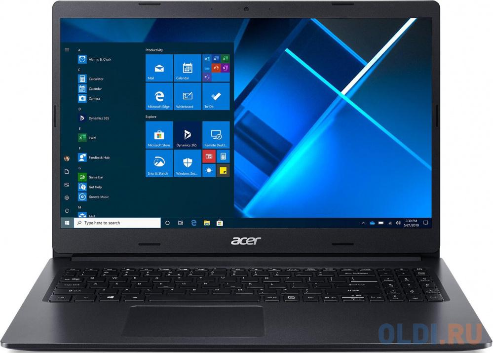 """Ноутбук Acer Extensa 15 EX215-22G-R3ZA Athlon Silver 3050U/8Gb/SSD256Gb/RX 625 2Gb/15.6""""/FHD/Win10/black (NX.EGAER.00J)"""