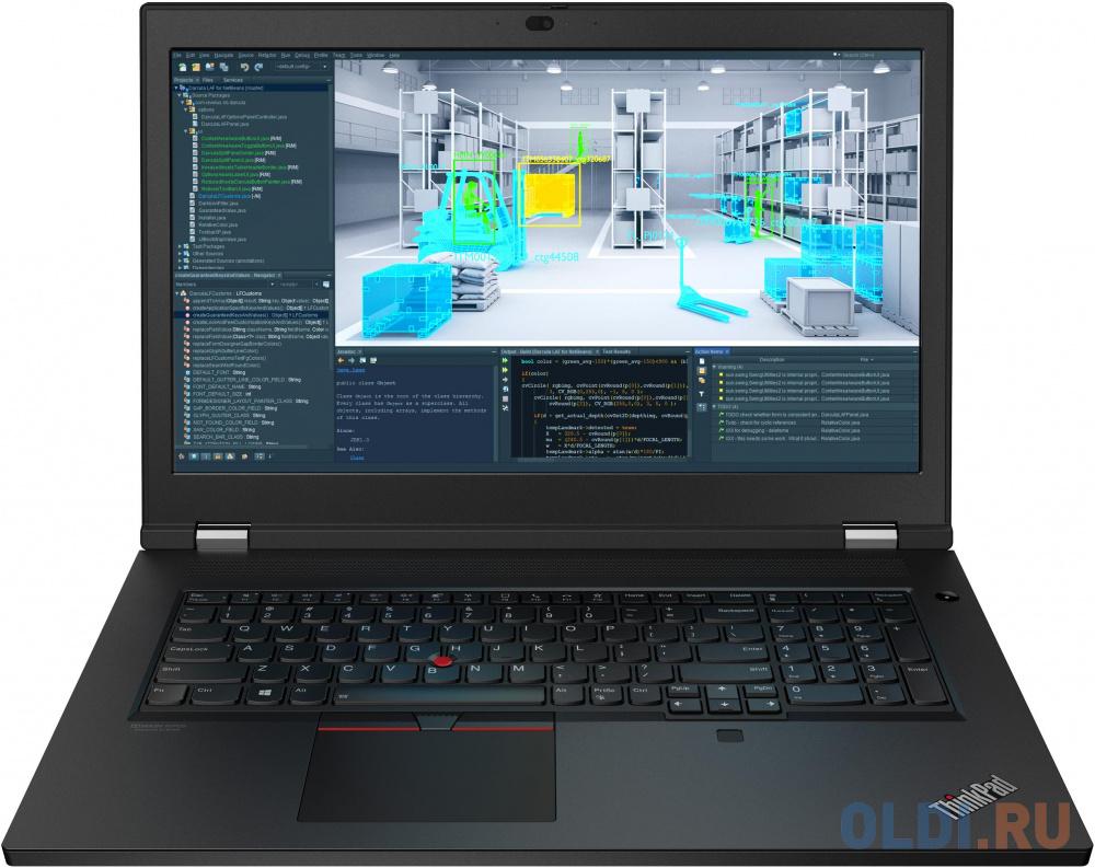 Ноутбук Lenovo ThinkPad P17 Gen 1 20SN004FRT