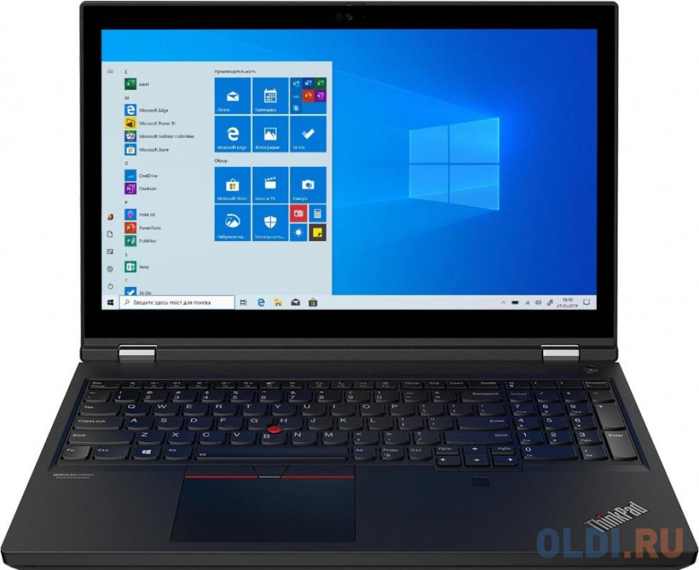 Ноутбук Lenovo ThinkPad P15 Gen 1 20ST005VRT