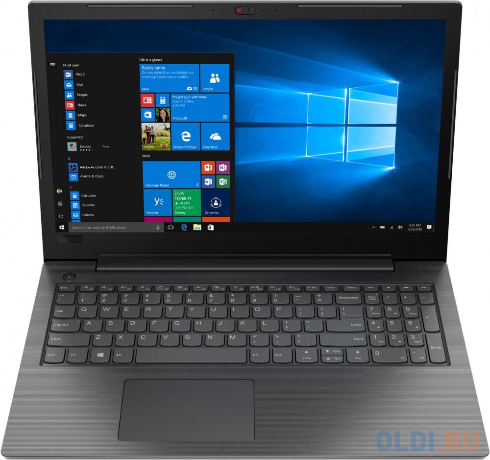 Ноутбук Lenovo V130-15IKB 15.6 1920x1080 Intel Core i3-8130U 128 Gb 4Gb Intel UHD Graphics 620 серый DOS 81HN0114RU ноутбук lenovo v130 15ikb core i3 8130u 8gb 1tb dvd rw vga int w10pro 81hn0116ru