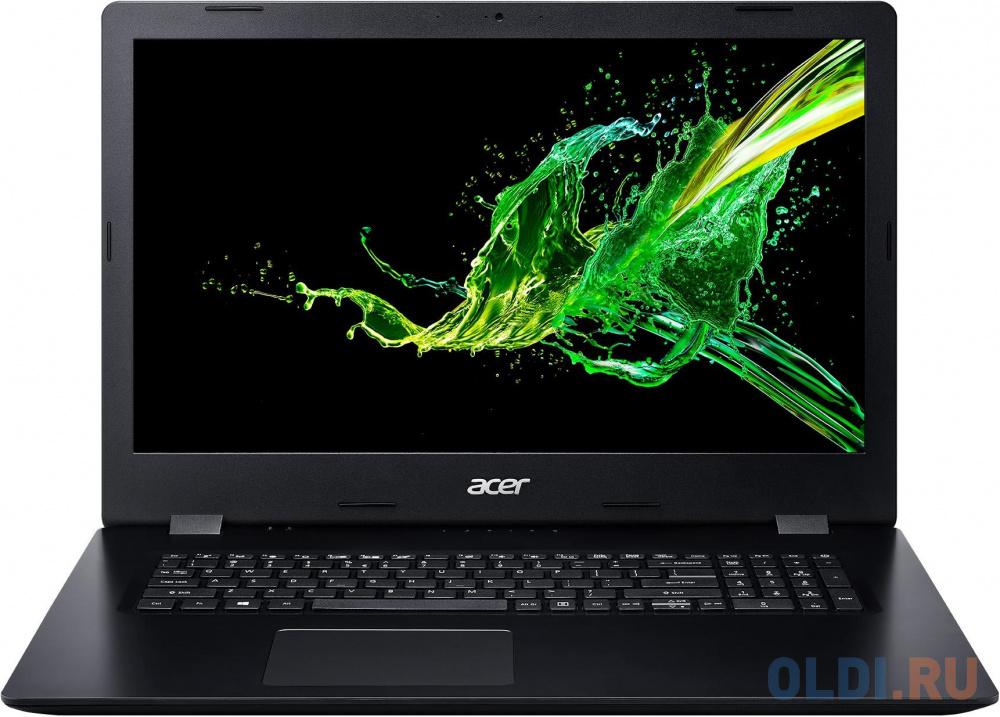 Ноутбук 17.3 HD+ Acer Aspire A317-32-P8G6 black (Pen N5030/8Gb/512Gb SSD/noDVD/VGA int/no OS) (NX.HF2ER.009) ноутбук acer a317 32 p8g6 nx hf2er 009 intel pentium n5030 1 1ghz 8192mb 512gb ssd intel hd graphics wi fi bluetooth cam 17 3 1600x900 no os