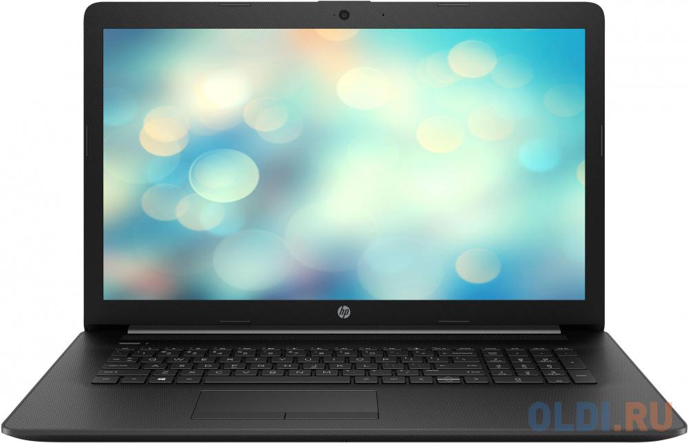 "Ноутбук HP 17-by2019ur Pentium Gold 6405U/4Gb/SSD256Gb/DVD-RW/Intel UHD Graphics/17.3""/FHD (1920x1080)/Windows 10/black/WiFi/BT/Cam"