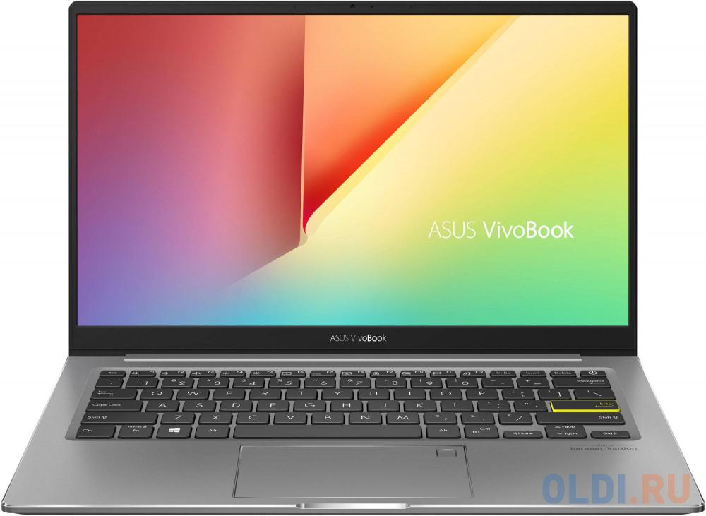 "Ноутбук ASUS S333EA Intel i5-1135G7/16Gb/512Gb SSD/No ODD/13.3"" FHD IPS Anti-Glare/Wi-Fi/Win10 Indie Black"