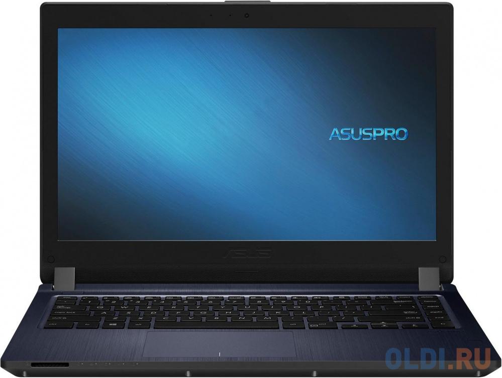 "ASUSPRO P1440FA-FQ2924T Core i3 10110U/4Gb/1Tb HDD/14""HD (1366 x 768) 16:9/1 x VGA/1 x HDMI /RG45/WiFi/BT/Cam/FP/Windows 10 Home/1,6Kg/Grey/MIL-STD 810G"