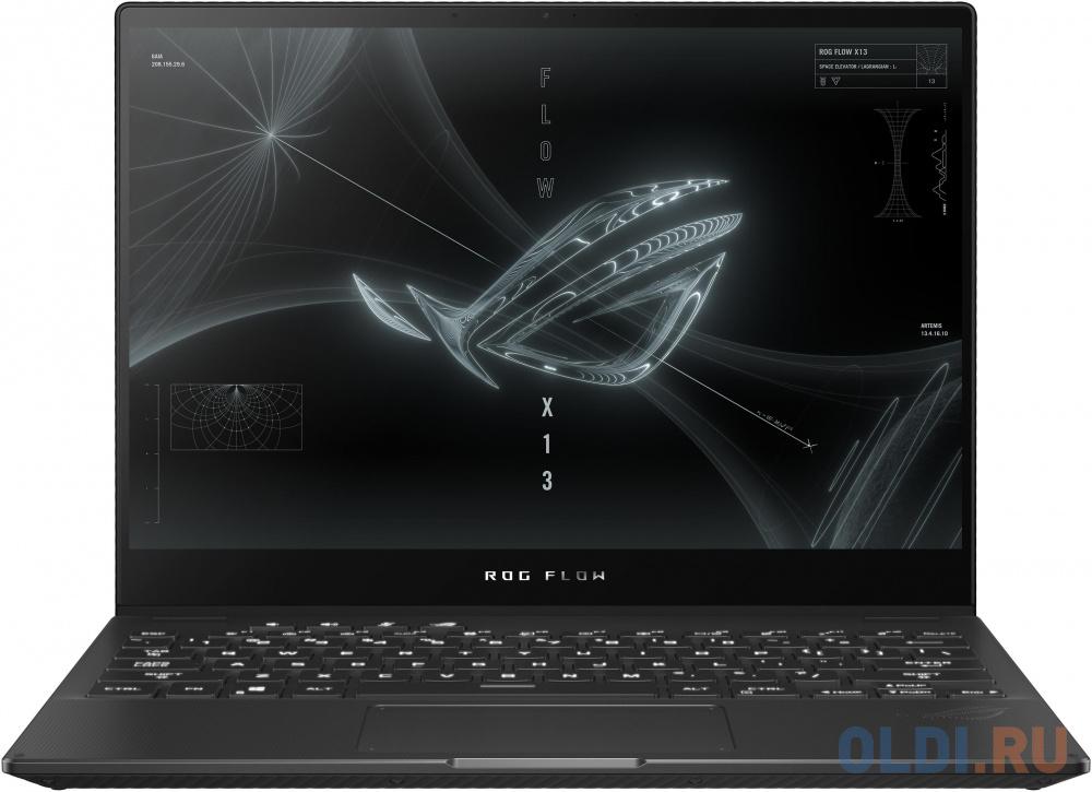 Фото - Ноутбук ASUS ROG GV301QH AMD Ryzen 9 5900HS/16Gb/512Gb SSD/No ODD/13.4 WQUXGA Touch IPS Glossy 60Hz/NVIDIAGeForceGTX1650 4Gb GDDR6/Wi-Fi/Win10 Off Black + ROG Impact Gaming Mouse + Sleeve + Pen ноутбук asus rog strix scar 15 g533qm hf064t amd ryzen 7 5800h 16gb 512gb ssd nv rtx3060 6gb 15 6 fullhd win10 black