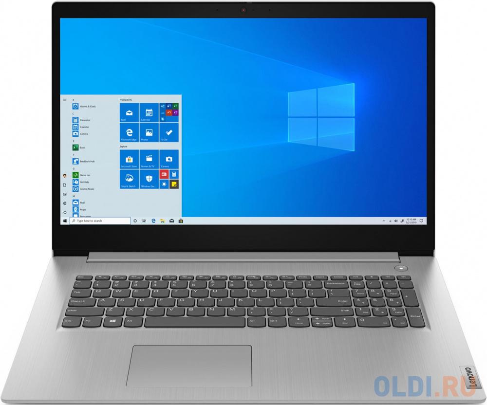 """Ноутбук IP3-17ADA05 R5-3500U 17"""" 8/256GB W10 81W20097RU LENOVO"""
