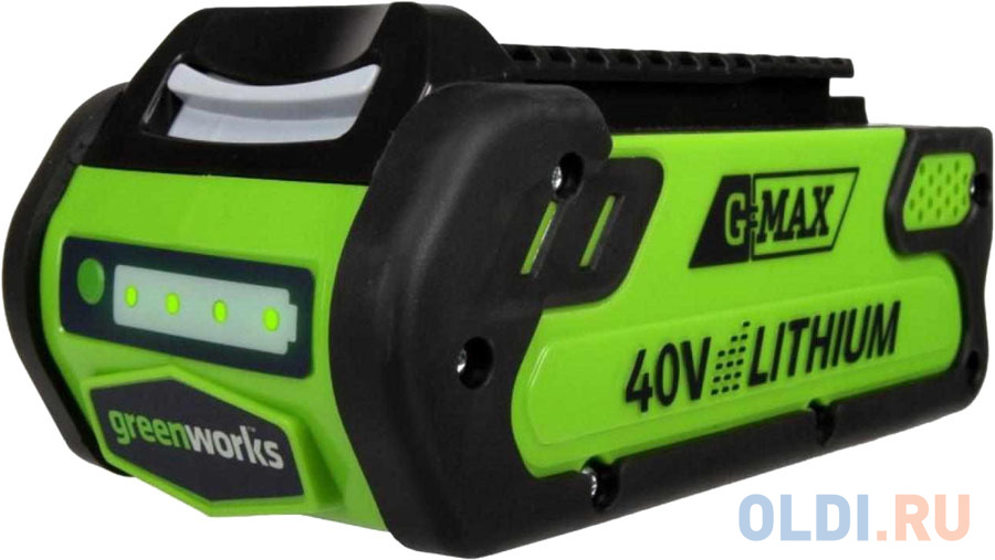 Батарея аккумуляторная Greenworks G40B2.