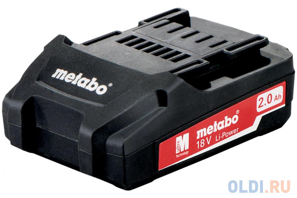 Аккумулятор Metabo 625596000