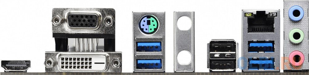 Фото - Материнская плата ASRock B460M-HDV Socket 1200 B460 2xDDR4 1xPCI-E 16x 2xPCI-E 1x 4 mATX Retail материнская плата asus h110m a m 2 csm socket 1151 h110 2xddr4 1xpci e 16x 2xpci e 1x 4 matx retail