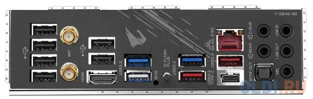 Материнская плата GigaByte B550 AORUS PRO Socket AM4 AMD B550 4xDDR4 3xPCI-E 16x 2xPCI-E 1x 6 ATX Retail