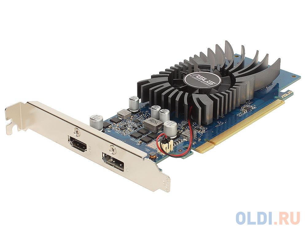 Видеокарта ASUS GeForce GT1030 GT1030-2G-BRK 2Gb 1228 MHz