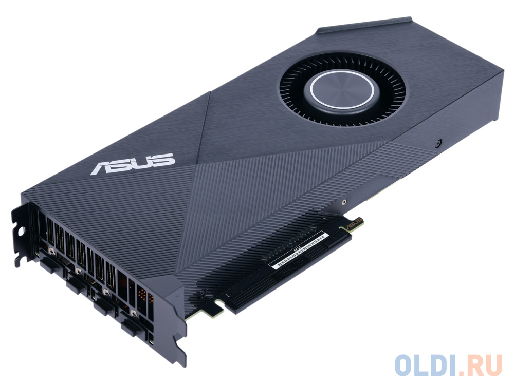Видеокарта ASUS GeForce RTX 2060 TURBO-RTX2060-6G 6Gb 1365 MHz
