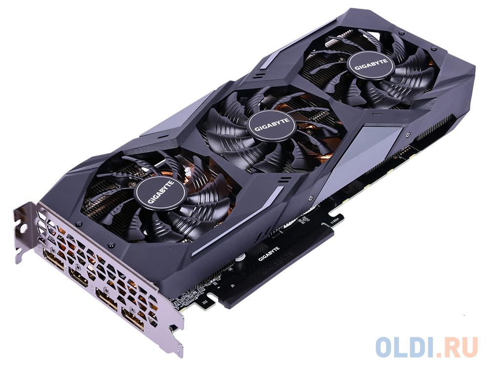 Видеокарта GIGABYTE GeForce GTX 1660 GV-N1660GAMING OC-6GD 6Gb 1860Mhz