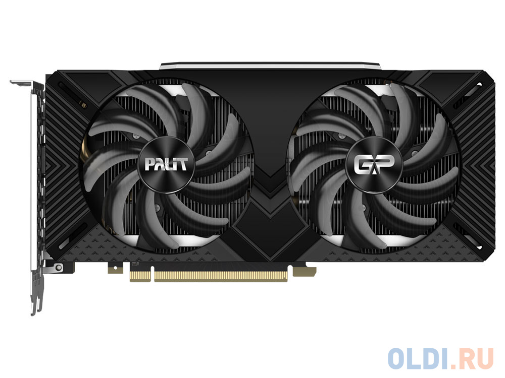 Видеокарта Palit GeForce RTX 2060 SUPER PA-RTX2060SUPER GP OC 8G 8Gb 1470 MHz фото