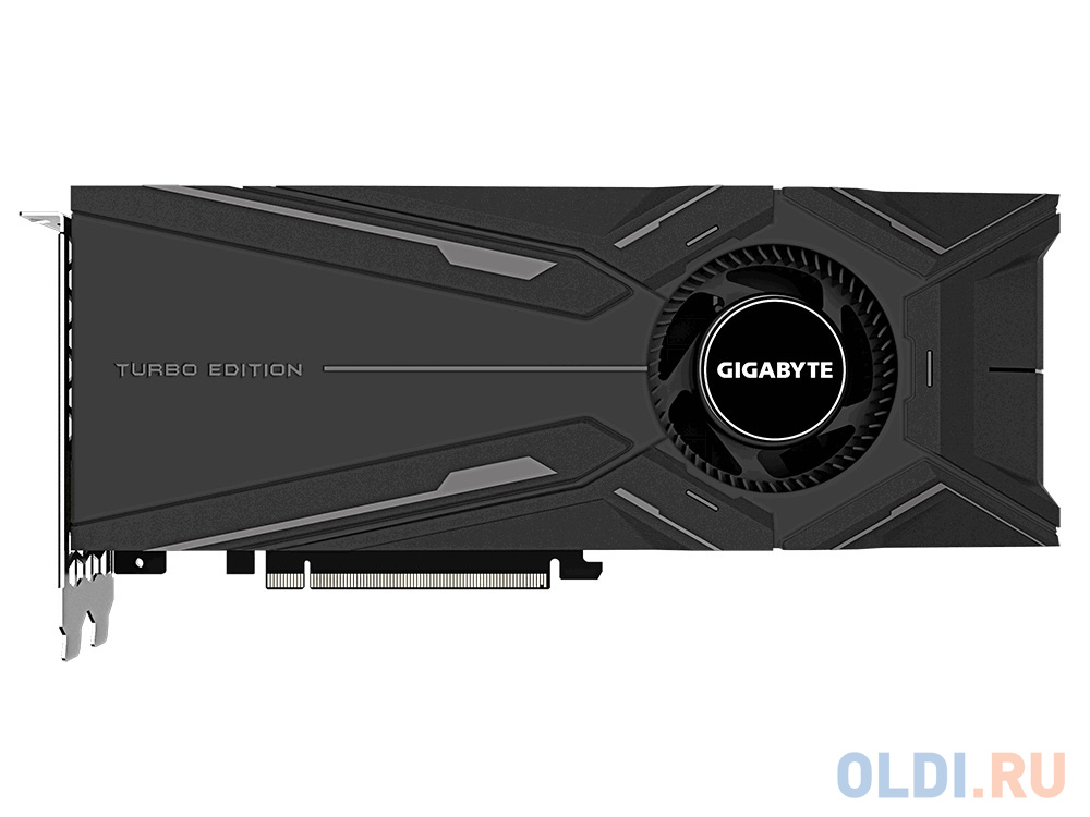 Видеокарта Gigabyte GeForce RTX 2080 SUPER GV-N208STURBO-8GC 8Gb 1815 MHz видеокарта gigabyte gts450 1g ddr5 gtx560ti gtx650ti gtx660ti