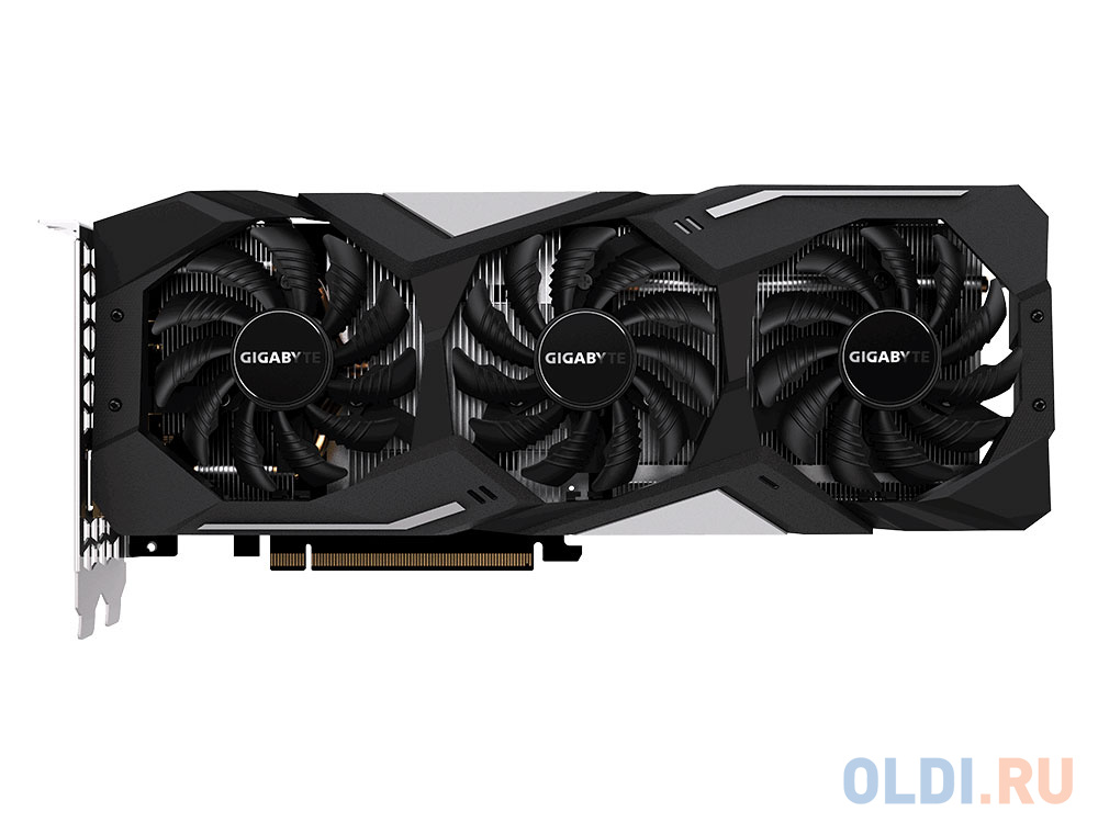 Видеокарта Gigabyte GeForce RTX 2060 GV-N2060GAMINGOC PRO-6GD 6Gb 1680 MHz