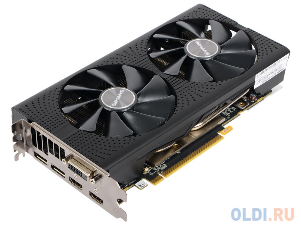 Видеокарта Sapphire Radeon RX 580 11265-05-20G 8Gb 1366 MHz