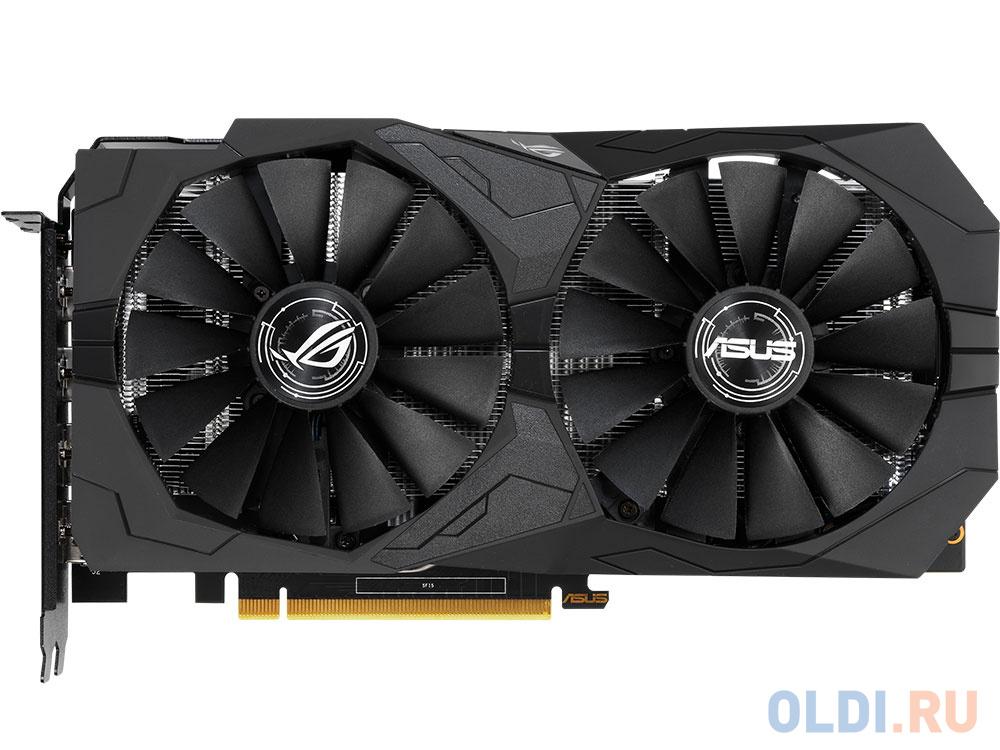 Видеокарта ASUS GeForce GTX 1650 ROG-STRIX-GTX1650-A4G-GAMING 4Gb 1485 MHz