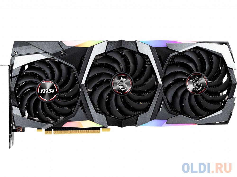 Видеокарта MSI GeForce RTX 2080 SUPER GAMING X TRIO 8Gb 1845 MHz