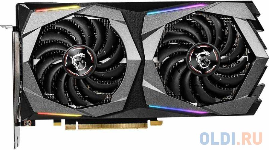 Видеокарта MSI GeForce RTX 2060 SUPER (RTX 2060 SUPER GAMING) 8Gb 1680 MHz