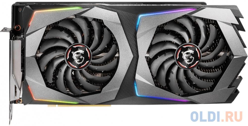Видеокарта MSI GeForce GTX 1660 (GTX 1660 GAMING 6G) 6Gb 1800Mhz