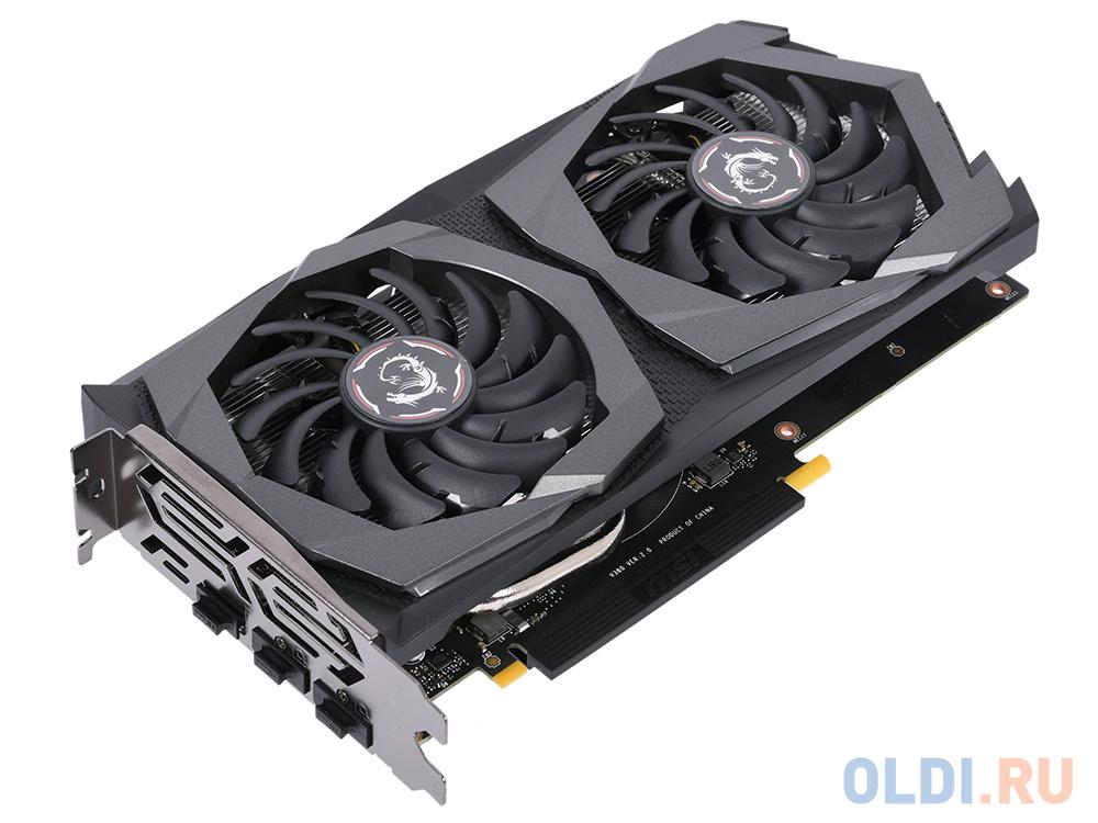 Видеокарта MSI GeForce GTX 1650 GAMING X 4G 4Gb 1860 MHz