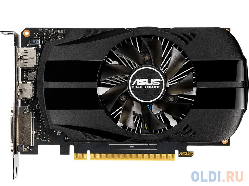 Видеокарта ASUS PH-GTX1650-O4G 4Gb 1485 MHz