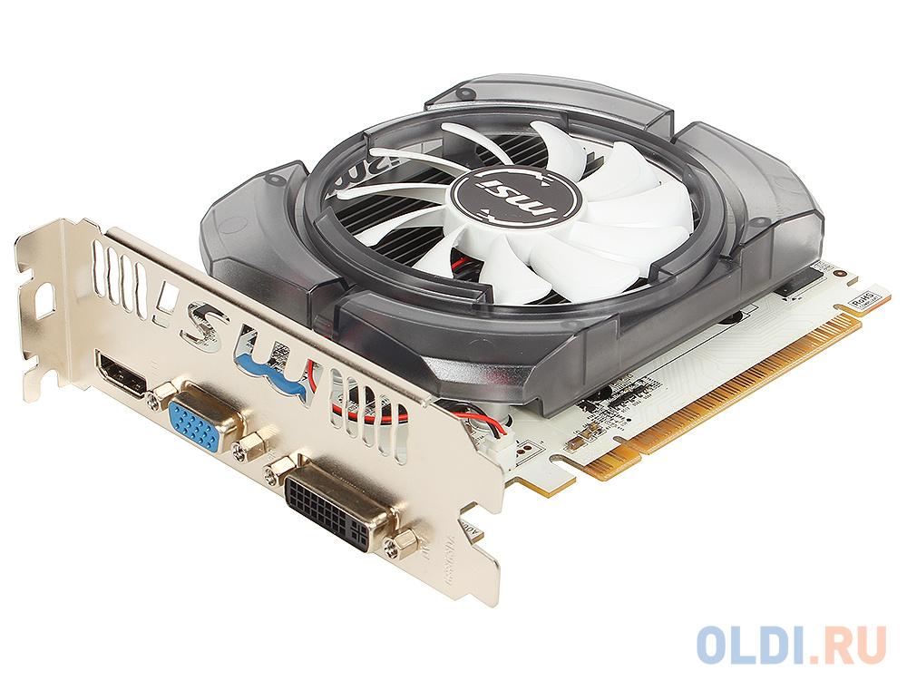 Видеокарта MSI GeForce GT730 N730-2GD3V2 2GB 700 MHz