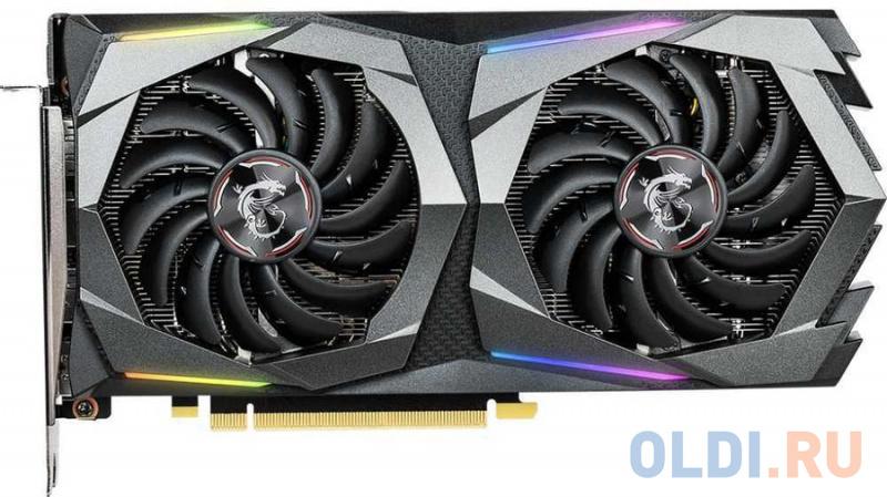 Видеокарта MSI GeForce GTX 1660 SUPER (GTX 1660 SUPER GAMING X) 6Gb 1830 MHz