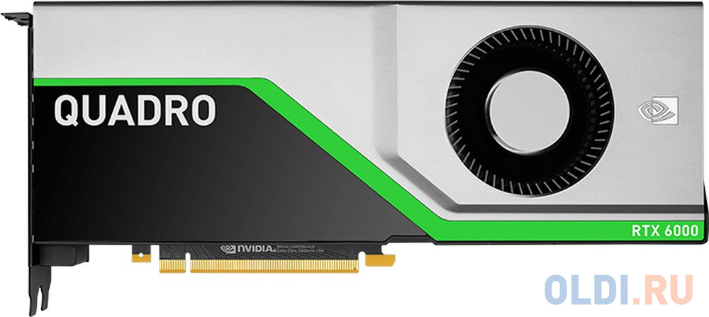 Фото - Видеокарта DELL Quadro RTX 6000 490-BFCZ PCI-E GDDR6 384 Bit Retail 490-BFCZ материнская плата asrock z370 pro4 socket 1151 v2 z370 4xddr4 2xpci e 16x 3xpci e 1x 6 atx retail
