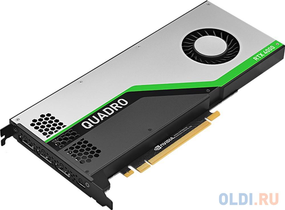 Видеокарта DELL Quadro RTX 4000 490-BFCY PCI-E 8192Mb GDDR6 256 Bit Retail