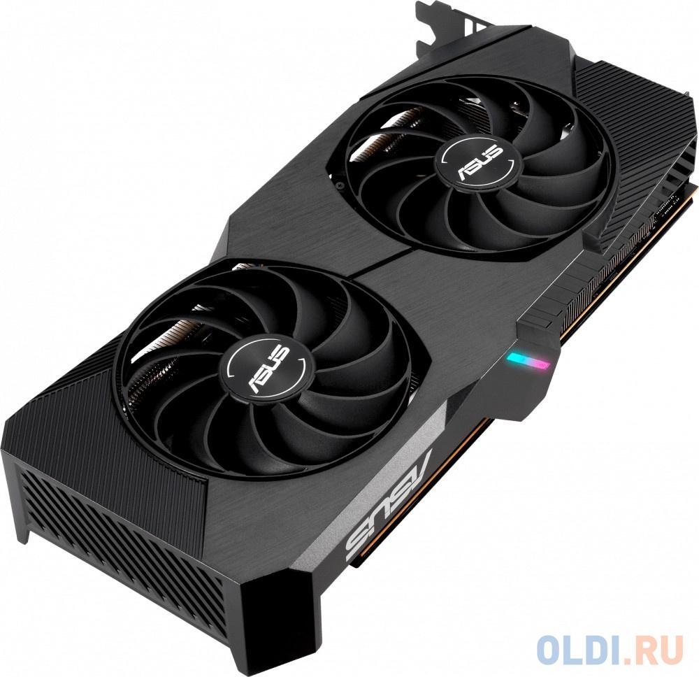 Фото - Видеокарта Asus PCI-E 4.0 DUAL-RX5700XT-O8G-EVO AMD Radeon RX 5700XT 8192Mb 256bit GDDR6 1795/14000/HDMIx1/DPx3/HDCP Ret видеокарта gigabyte pci e gv n208sgamingoc wb 8gd nvidia geforce rtx 2080super 8192mb 256bit gddr6 1845 15500 hdmix1 dpx3 hdcp ret