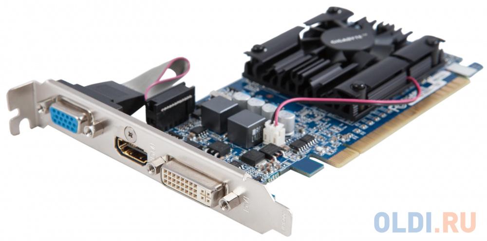 Видеокарта GigaByte GeForce GT 210 GeForce 210 1024Mb 590 MHz