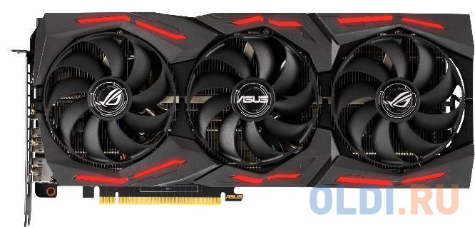 Видеокарта ASUS nVidia GeForce RTX 2060 ROG Strix EVO OC Edition PCI-E 6144Mb GDDR6 192 Bit Retail ROG-STRIX-RTX2060-O6G-EVO-GAMI видеокарта asus geforce® gtx 1060 rog strix gtx1060 o6g gaming 6гб gddr5 retail