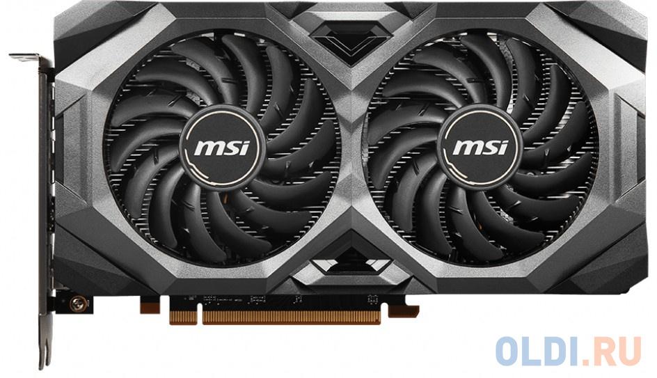 Видеокарта MSI Radeon RX 5600 XT MECH PCI-E 6144Mb GDDR6 192 Bit Retail RX 5600 XT MECH видеокарта msi radeon rx 5700xt evoke oc pci e 8192mb gddr6 256 bit retail rx 5700 xt evoke oc