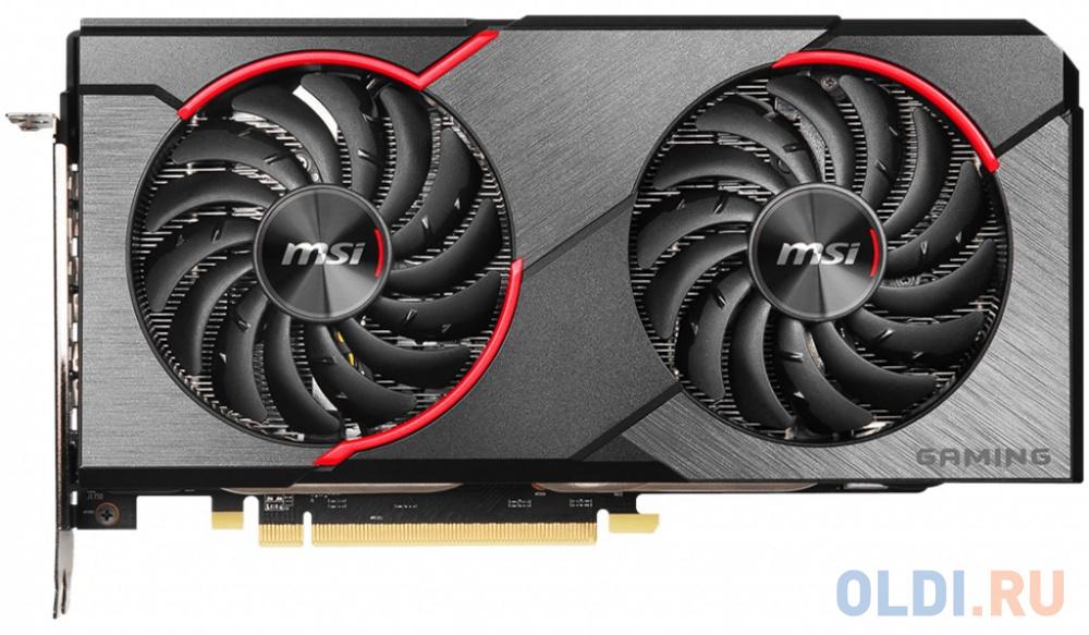 Видеокарта MSI PCI-E 4.0 RX 5500 XT GAMING 8G AMD Radeon RX 5500XT 8192Mb 128bit GDDR6 1685/14000/HDMIx1/DPx3/HDCP Ret