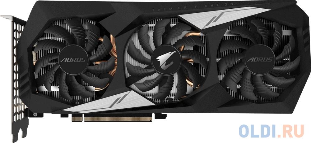 Фото - Видеокарта GigaByte GeForce GTX 1660 Ti AORUS PCI-E 6144Mb GDDR6 192 Bit Retail GV-N166TAORUS-6GD gigabyte h370 aorus gaming 3 ешьте куриную материнскую плату intel h370 lga 1151